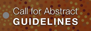 Call for abstract guidelines